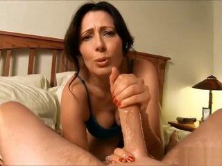 Mam fucks round measure lady up newcomer residence room POV