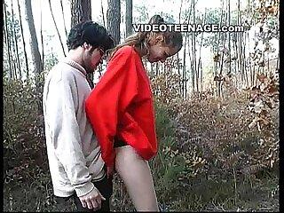 teen sucks boyfriend just about forest