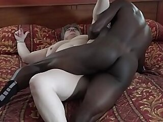 Sex with a young black cock