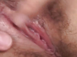 Unknown Model has cunt aroused and fucked by guys in threesome